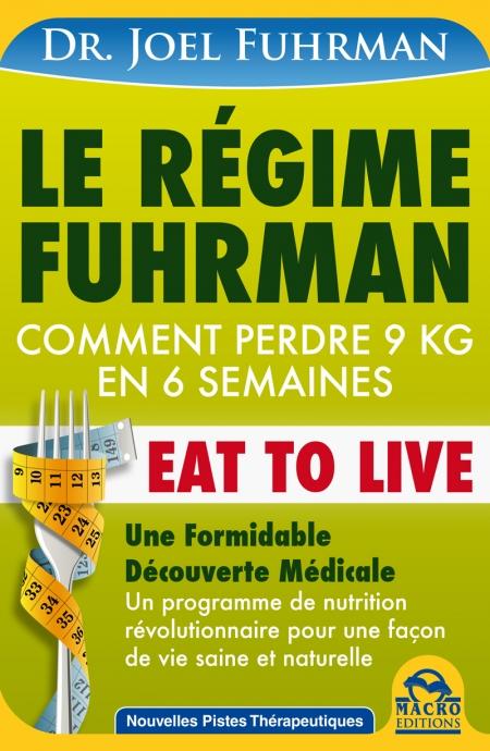 Le régime Fuhrman - Livre