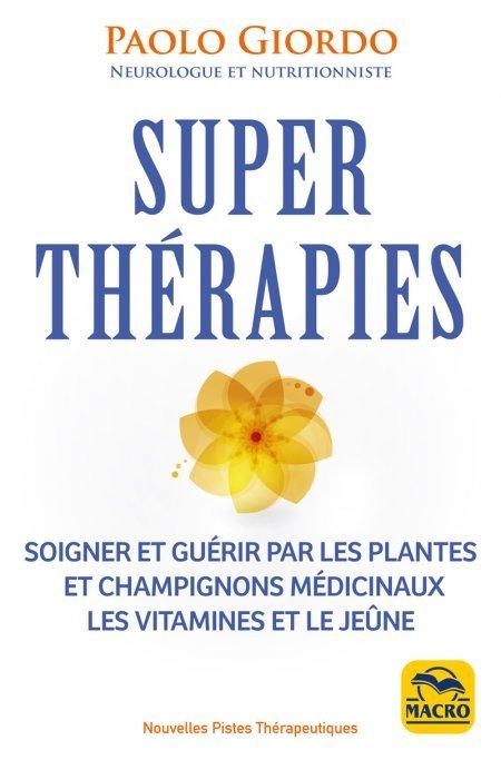 Super thérapies - Livre