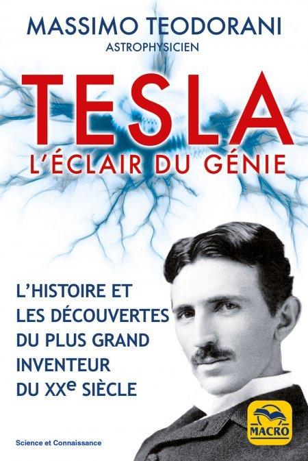 Tesla, l'éclair de génie (kindle) - Ebook