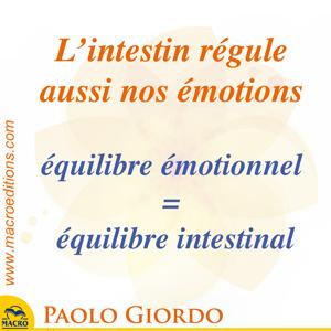 L'intestin régule aussi nos émotions