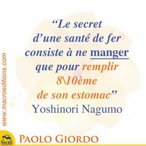 manger estomac 8/10ième - Nagumo