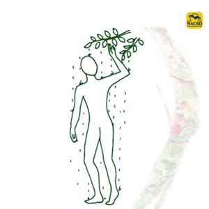 exercice de la pluie de l'arbre et l'homme