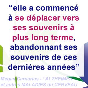 comprendre le changement de la maladie d'alzheimer