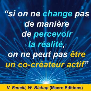 changer sa perception de voir la réalité - ego