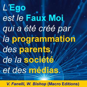 L'ego, programation de la société des médias et des prents