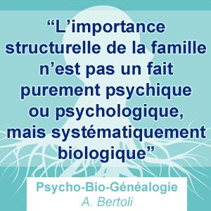 famille généalogie et maladie biologique