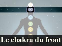 chamane Lumira et le chakra frontal