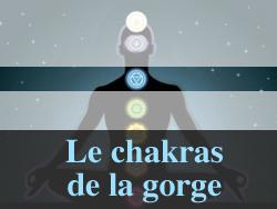 chamane Lumira et le chakra de la gorge