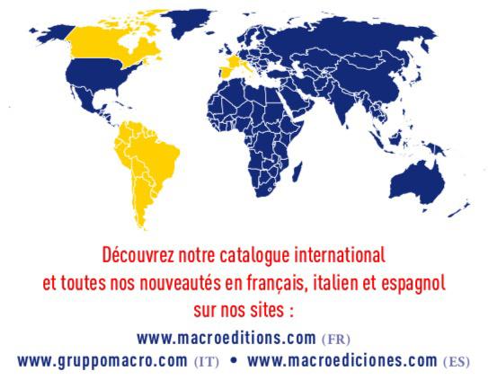 les publications Macro dans le monde