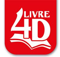 logo format livre 4D