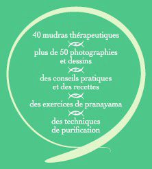 points fort du livre Mudras - yoga des mains