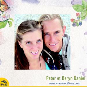 Peter e Beryn Daniel sont crudistes et expert de superaliments