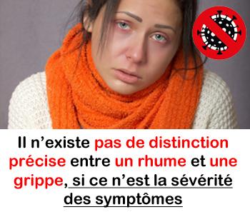 virus et symptome