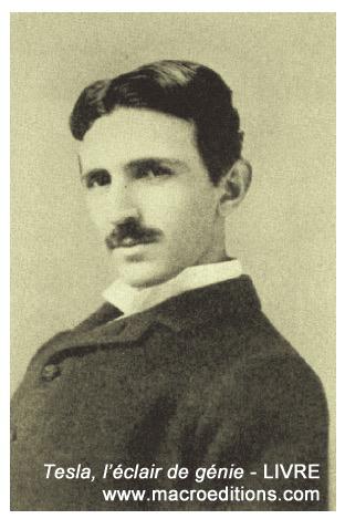 Nikola Tesla, le chercheur effacé de l'histoire