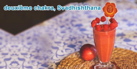 deuxième chakra, Svadhishthana