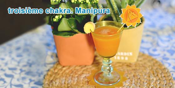 Manipura, le troisième chakra