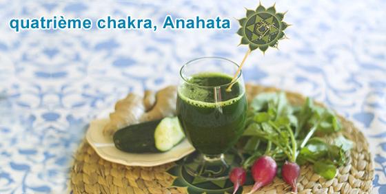 Anahata, le quatrième chakra