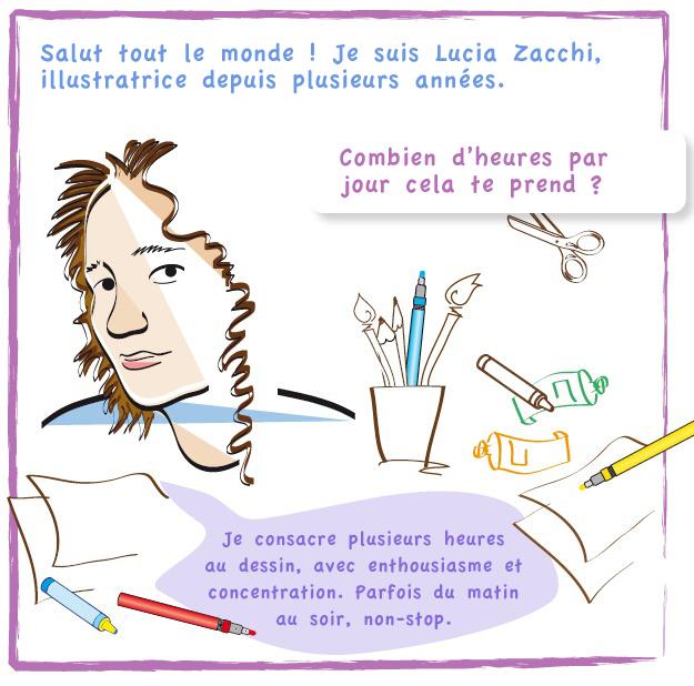 Lucia Zacchi nous présente les mandalas du yoga