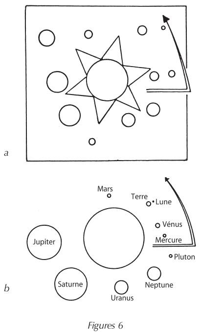 cosmogenese sitchin dessin sumeriens 6ab